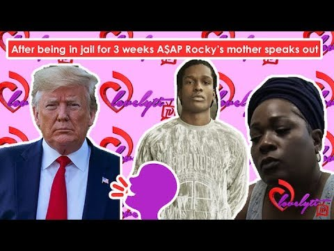 after-being-in-jail-for-3-weeks-a$ap-rocky's-mother-speaks-out+a$ap-rocky-has-been-charged!