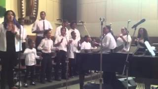 Jesus, Be a Fence Around Me Every Day: New Generation Choir