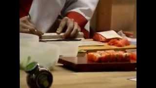 Sushi master class Мастер класс по роллам Фестиваль Домашний очаг