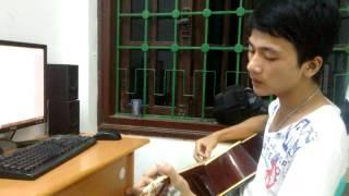 [Guitar Cover] Cho Em - Wanbi Tuấn Anh