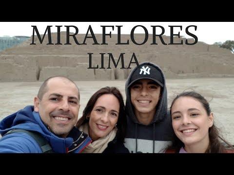 #2 Perú Barrio de MIRAFLORES, LIMA
