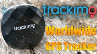 Trackimo 3G Guardian Best GPS Tracker : Unboxing ,Review & Test