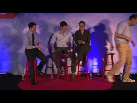 TED Week 2013 Panel: On Leyla Acaroglu's TED Talk