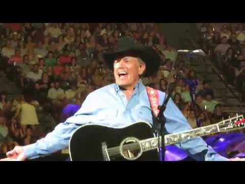 "George Strait - ""My Favorite Side""/2018/Austin, TX/Frank Erwin Center"