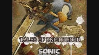 Sonic and the Black Knight Music - Sir Percival...Knight of the Grail