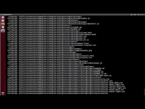 How To install SCHLIX CMS on ubuntu Linux