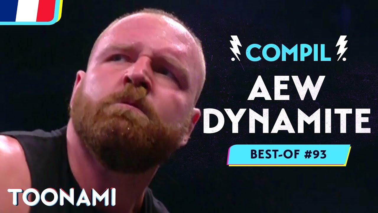 AEW Dynamite 🇫🇷   BEST OF #93