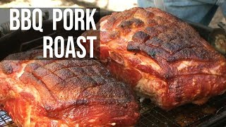 Bbq Pork Roast Recipe By The Bbq Pit Boys
