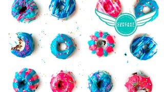 BAKED Mini Donut Cake Adventure by Cupcake Central
