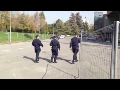 Serbian police on high alert ahead of Albania game