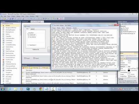 Wolfteam Visual Basic Cshli Hack Kodlama