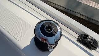 Antila 30 - 2021 - Fedélzet - Elektromos motorral