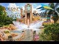 Journey to Atlantis FULL Low Light POV - SeaWorld Orlando 2017