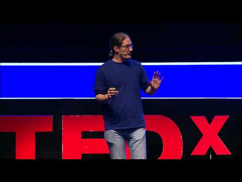 How the magic of nano connects blenders, printers and rubber bands | Jonathan Coleman | TEDxBrussels