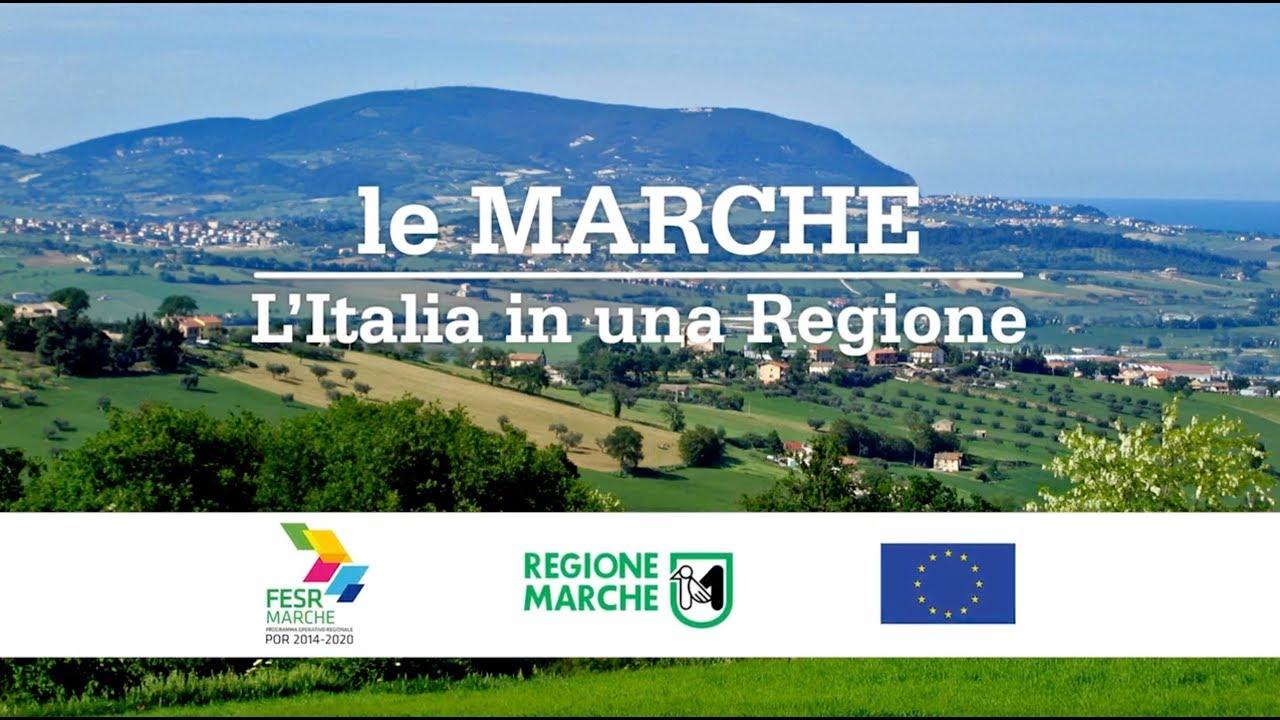 Le Marche L Italia In Una Regione 2018 Youtube