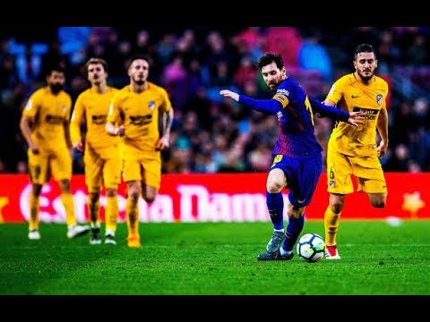 Download Lionel Messi ● Top 20 Unstoppable Dribbling Skills Moves - 2017/2018
