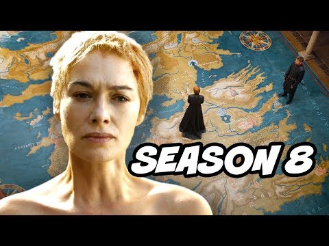 Game Of Thrones Season 8 Why Cersei Lannister's New Baby Is Doomed