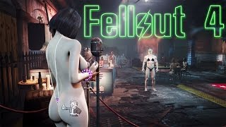 Fallout 4 GamerPoop: Wasteland Episode Begins