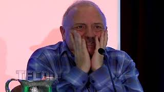 Transformers' John Moschitta Jr on Fast Talking