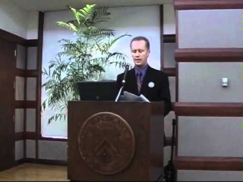 Mark A. Adams JD/MBA Speaks at Judicial Reform Conference at Rice University