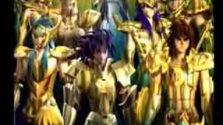 PS2 Saint Seiya The Hades Intro