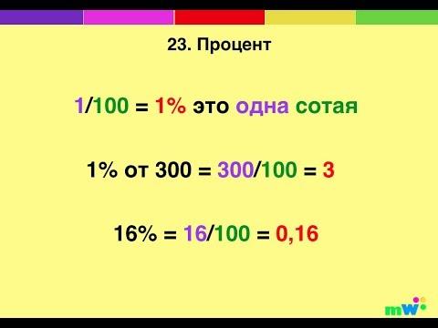 23 Процент