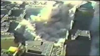 Police helicopter footage of 9/11 attacks | ABC News