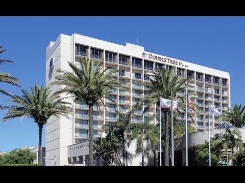 Doubletree by Hilton, Torrance, CA - Room Tour