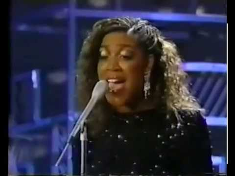 Soul Train 84' Performance - Alicia Myers - You Get The Best From Me (Say, Say, Say)!