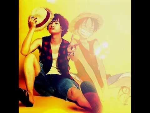 Kouji Seto is Monkey D. Luffy