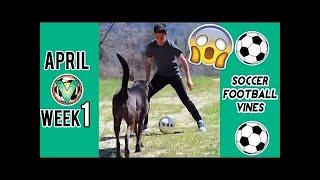 BEST Soccer Football vines of April Week 1 - GOALS, FAILS, SKILLS #LOWIFUNNY