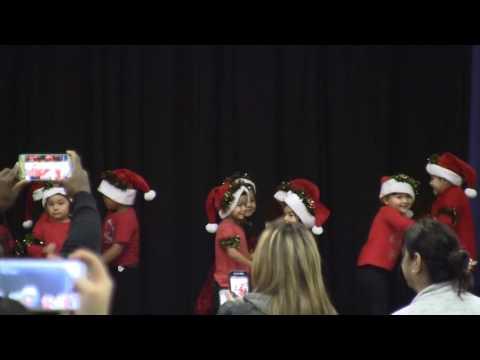 Wilmington Park Elementary School Christmas Performance 2016