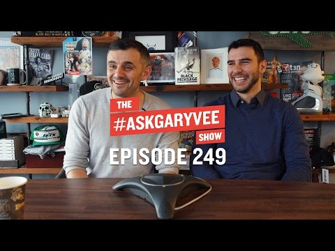 ADAM BRAUN, MissionU, HOW TO DELEGATE & I PAY FOR A FIELD TRIP TO VAYNERMEDIA | #AskGaryVee 249