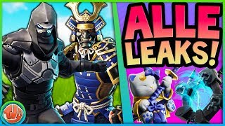 * LEAKED * NEW WEAPON   BIG EVENT   LOTS OF SKINS!!! -Fortnite: Battle Royale