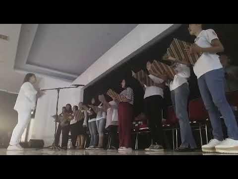 Gita Perdana Choir - Wulele Sanggula Lagu Daerah Kendari (GR for Apeksi KomWil VI 2017)