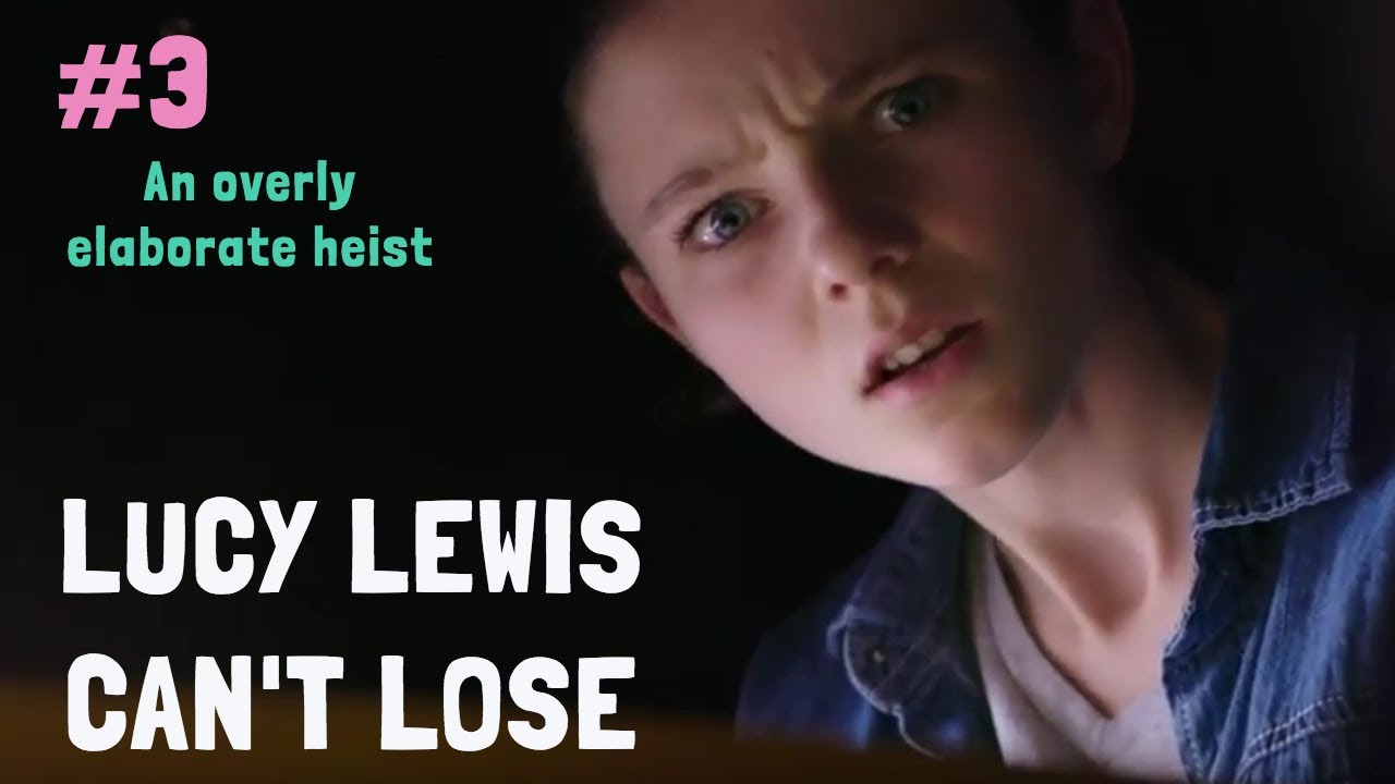 Lucy Lewis Can't Lose 1.3