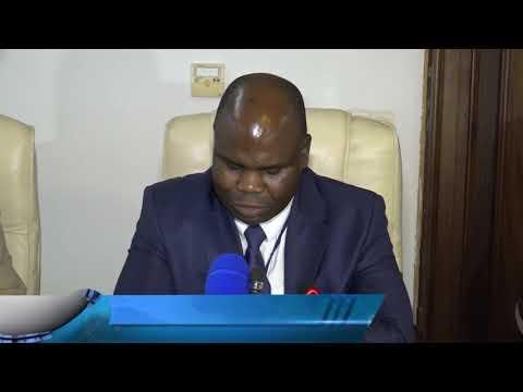 CONGO AUTOMATISATION DU SUIVI DES PAIEMENTS DES CREANCES DE L'ETAT SYLVESTRE MESSI