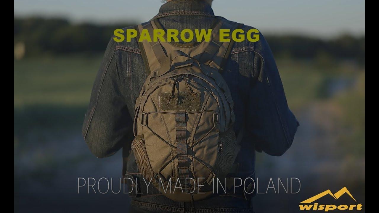 b4e0022620d9a WISPORT Sparrow Egg - YouTube