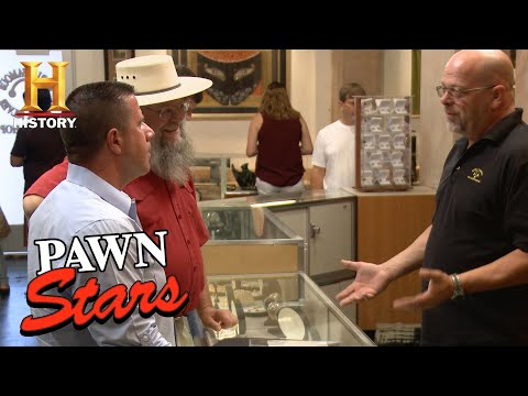 Pawn Stars: US Mexican War Promissory Note Season 12  History