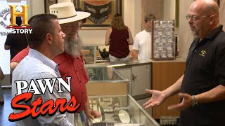 Pawn Stars: US Mexican War Promissory Note | History