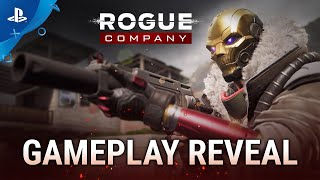 Top PlayStation Games | Rogue Company - Trailer