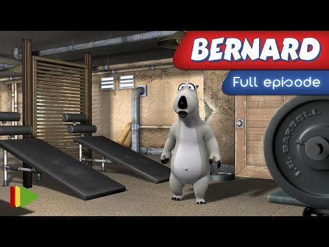 Bernard Bear (HD) - 01 - The Gym