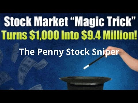 Penny Stock Sniper - fans of CNBC and Jim Cramer