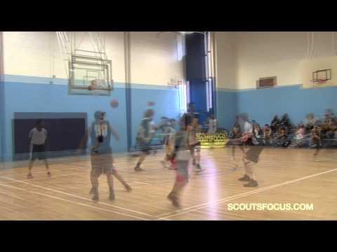 "Team7 344 Jaden Robinson 6'4"" 175 Mount Saint Joseph High School Maryland 2017"