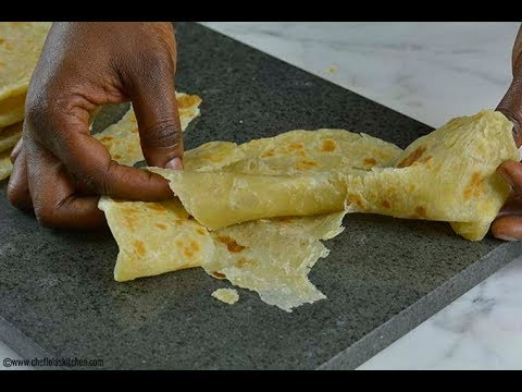 East African Chapati Recipe - Chef Lola's Kitchen