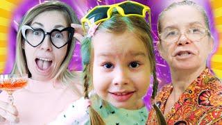 КОРОЧЕ ГОВОРЯ, ДЕВИЧНИК | От лица дочки