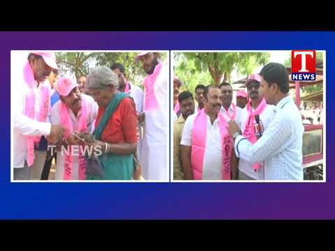 Face to Face With TRS  Leader  Gandra Praveen Rao | Vikarabad | T News Telugu