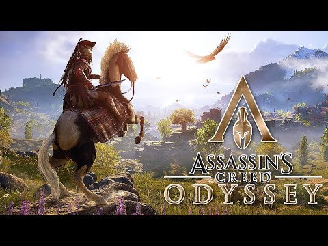 4K Assassin's Creed Odyssey  The Evolution of Assassin's Creed E3 2018 Gameplay @ 2160p HD ✔