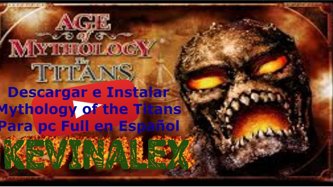 Age of Mythology + Titans Expansion Descarga Directa FULL ...