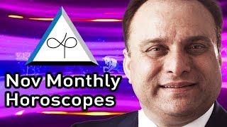 Monthly Horoscope For November 2014 In English | Prakash Astrologer